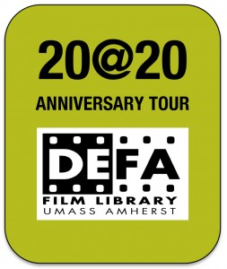 DEFA 2020 Logo