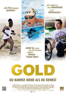 US Premiere – GOLD – YOU CAN DO MORE THAN YOU THINK