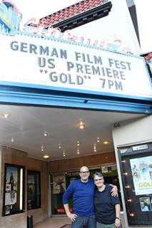 US Premiere of GOLD-YOU CAN DO MORE THAN YOU THINK