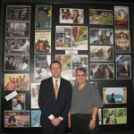 Yvonne P. Behrens and the Honorary Consul of the Federal Republic of Germany in Idaho and Oregon Robert T. Manicke – Cinema 21 – 10212013
