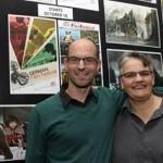 ZGNW Film committee – Sebastian Heiduschke and Yvonne P. Behrens at Cinema 21