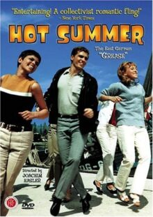 HOT SUMMER (HEISSER SOMMER) at MOVIES IN THE PARK on Aug. 21, 2014
