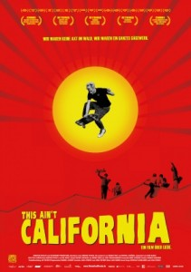 This Ain't California Movie Poster 2012