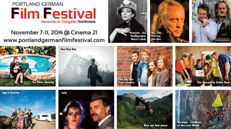 PORTLAND GERMAN FILM FESTIVAL 2014 – TRAILER
