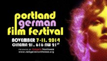 Tickets for the Portland German Film Festival are now online