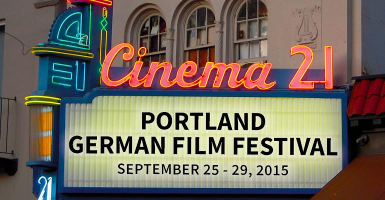 2015 Portland German Film Festival