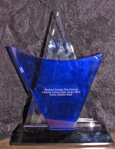 Lifetime Archievement Award - AMS 2014
