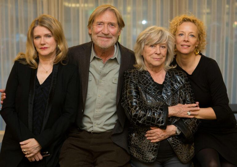 Margarethe von Trotta's movie THE MISPLACED WORLD is opening the Portland German Film Festival 2015