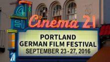 PORTLAND GERMAN FILM FESTIVAL 2016