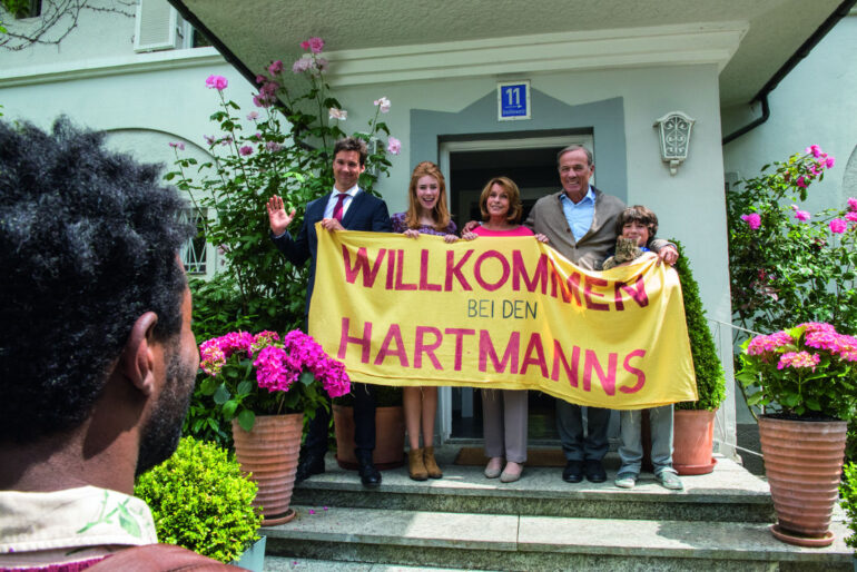 West Coast Premiere for WELCOME TO GERMANY (Willkommen bei den Hartmanns)
